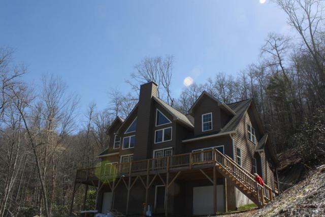 632 Quiet Water Cove Road, Cullowhee, NC 28723 (MLS #88057) :: Berkshire Hathaway HomeServices Meadows Mountain Realty
