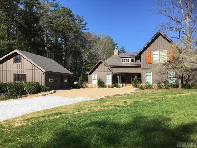 2730 Clear Creek Road, Highlands, NC 28741 (MLS #88068) :: Berkshire Hathaway HomeServices Meadows Mountain Realty
