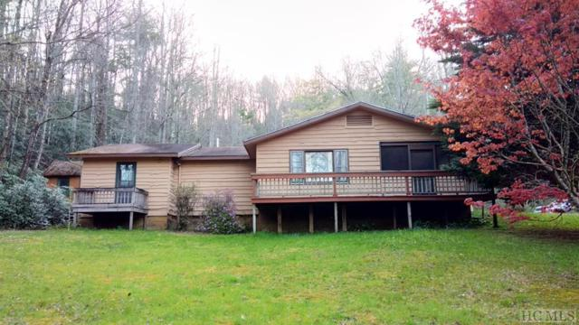 726 S Blue Valley Road, Highlands, NC 28741 (MLS #88071) :: Berkshire Hathaway HomeServices Meadows Mountain Realty