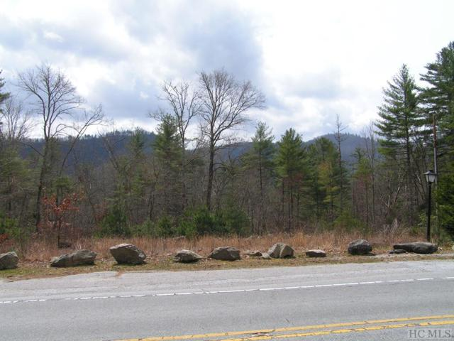TBD Us Hwy 64E, Cashiers, NC 28774 (MLS #88072) :: Berkshire Hathaway HomeServices Meadows Mountain Realty