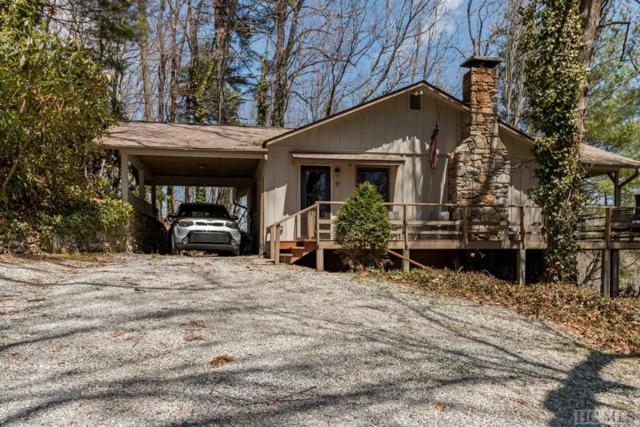 9 Weedwacker Way, Cashiers, NC 28717 (MLS #88094) :: Berkshire Hathaway HomeServices Meadows Mountain Realty