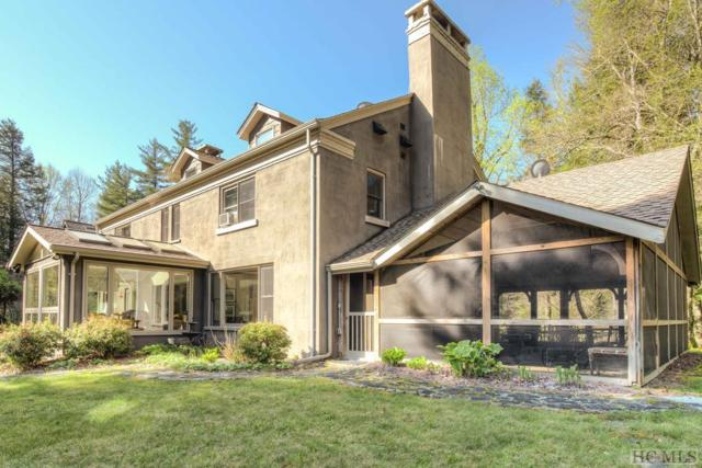 4265 Horse Cove Road, Highlands, NC 28741 (MLS #88115) :: Berkshire Hathaway HomeServices Meadows Mountain Realty