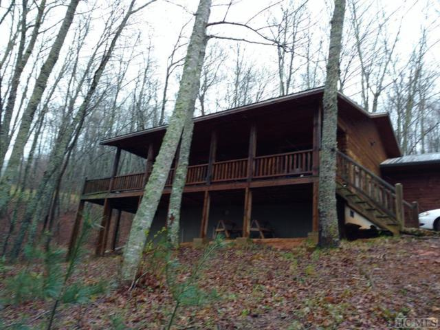 689 Taylor Creek Road, Cullowhee, NC 28723 (MLS #88118) :: Berkshire Hathaway HomeServices Meadows Mountain Realty