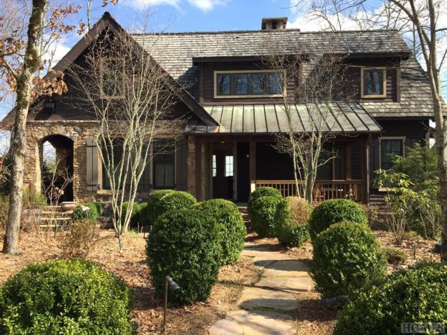 3 Clove Hitch Court, Cashiers, NC 28717 (MLS #88122) :: Berkshire Hathaway HomeServices Meadows Mountain Realty