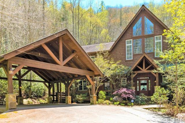 712 Beaver Bridge Road, Cashiers, NC 28717 (MLS #88131) :: Lake Toxaway Realty Co