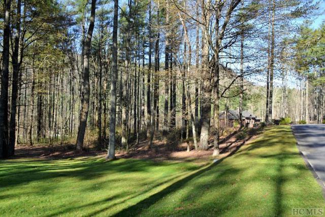 Lot 1 Logan Creek Lane, Sapphire, NC 28774 (MLS #88169) :: Berkshire Hathaway HomeServices Meadows Mountain Realty