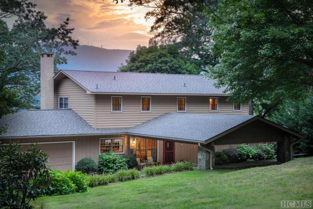 96 Windward Point, Lake Toxaway, NC 28747 (MLS #88228) :: Lake Toxaway Realty Co