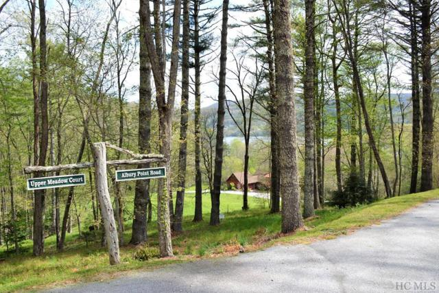 Lot 5 Upper Meadow Road, Cashiers, NC 28717 (MLS #88288) :: Berkshire Hathaway HomeServices Meadows Mountain Realty