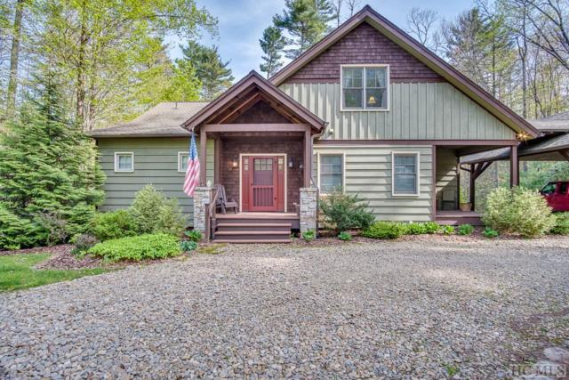 2469 Upper Whitewater Road, Sapphire, NC 28774 (MLS #88290) :: Berkshire Hathaway HomeServices Meadows Mountain Realty