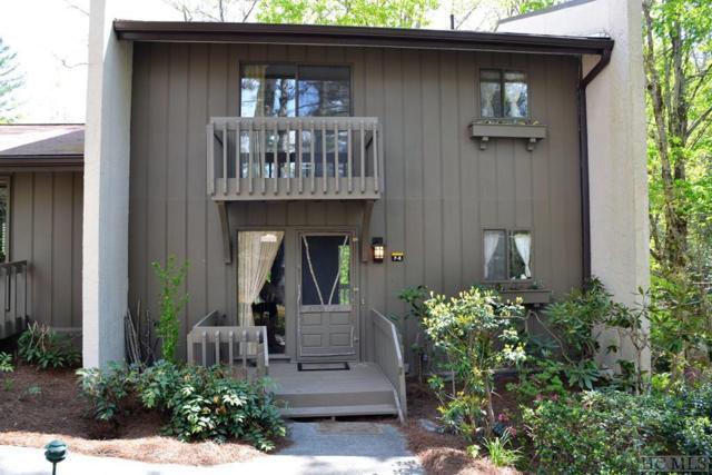 69 Dogwood Knob Lane 7-E, Sapphire, NC 28774 (MLS #88310) :: Berkshire Hathaway HomeServices Meadows Mountain Realty