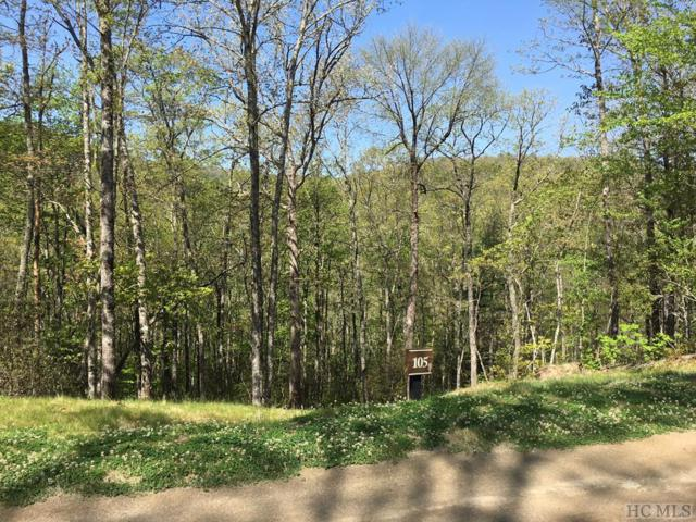 Lot 105 Crippled Oak Trail, Glenville, NC 28736 (MLS #88335) :: Berkshire Hathaway HomeServices Meadows Mountain Realty