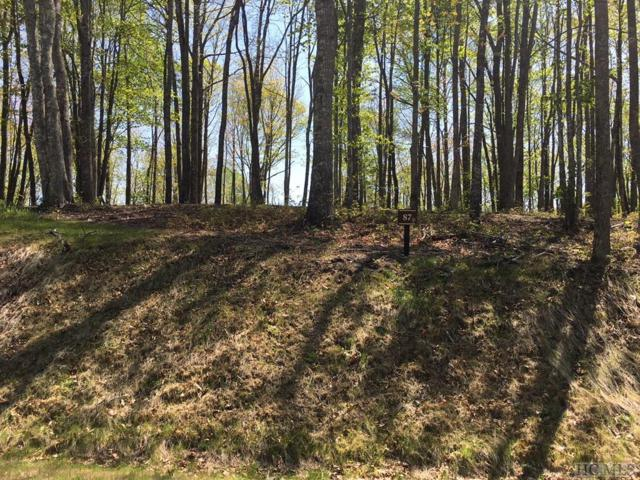 Lot 87 N/A, Glenville, NC 28736 (MLS #88338) :: Berkshire Hathaway HomeServices Meadows Mountain Realty