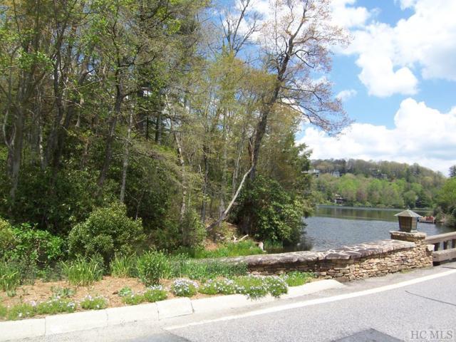 Lot 2A Cullasaja Club Drive, Highlands, NC 28741 (MLS #88342) :: Berkshire Hathaway HomeServices Meadows Mountain Realty