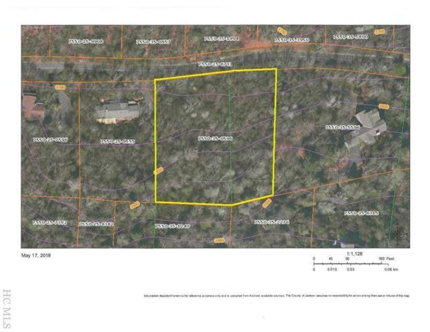 G-14 Falcon Ridge, Highlands, NC 28741 (MLS #88378) :: Berkshire Hathaway HomeServices Meadows Mountain Realty