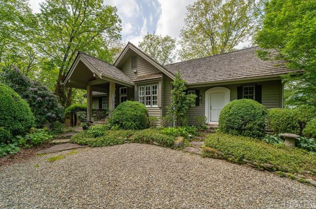 170 Grey Cottage Lane, Cashiers, NC 28717 (MLS #88392) :: Berkshire Hathaway HomeServices Meadows Mountain Realty