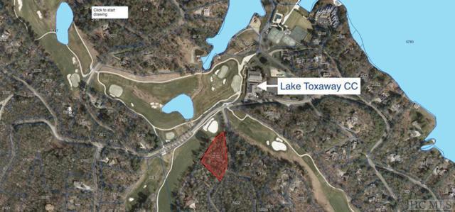 Lot 1 Cherokee Trace, Lake Toxaway, NC 28747 (MLS #88402) :: Lake Toxaway Realty Co