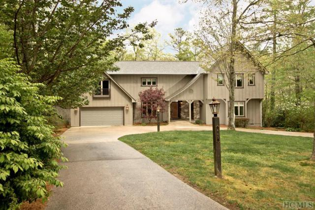 445 S South Drive, Highlands, NC 28741 (MLS #88422) :: Berkshire Hathaway HomeServices Meadows Mountain Realty