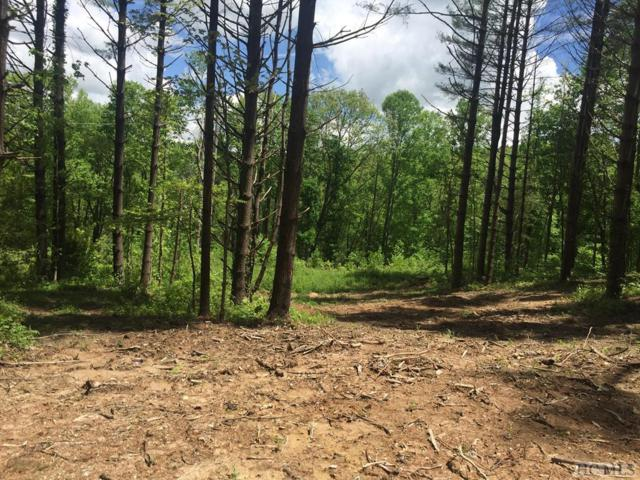 Lot 7 Receptive Drive, Glenville, NC 28736 (MLS #88432) :: Lake Toxaway Realty Co
