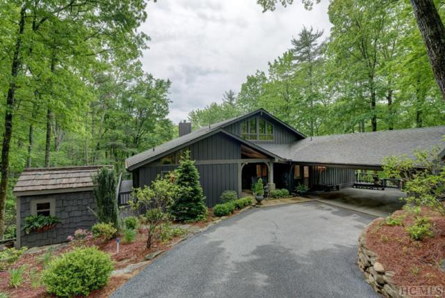 675 Wild River Road, Cashiers, NC 28717 (MLS #88443) :: Berkshire Hathaway HomeServices Meadows Mountain Realty