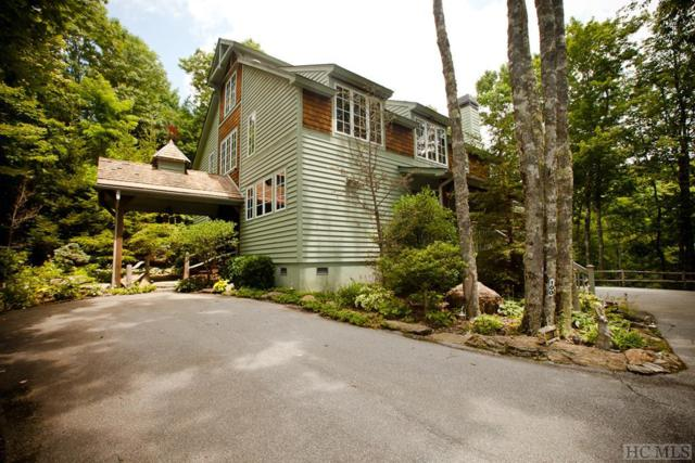 100 Black Bear Trace, Highlands, NC 28741 (MLS #88447) :: Berkshire Hathaway HomeServices Meadows Mountain Realty