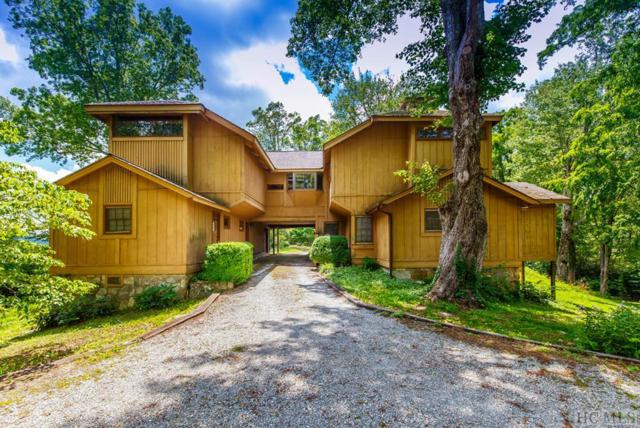 805 Whiteside Cove Road, Cashiers, NC 28717 (MLS #88451) :: Lake Toxaway Realty Co