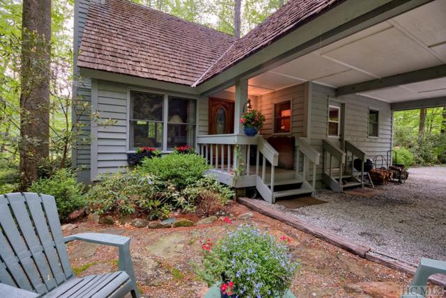 23 Tennis Court Drive, Cashiers, NC 28717 (MLS #88454) :: Lake Toxaway Realty Co