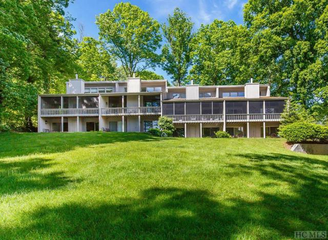 64 Toxaway Shores #1, Lake Toxaway, NC 28747 (MLS #88462) :: Lake Toxaway Realty Co