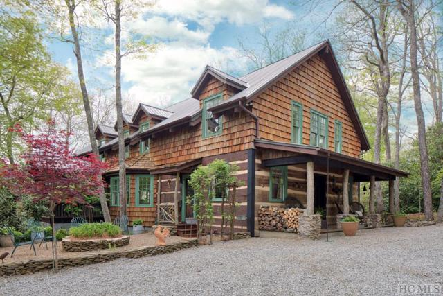 1293 High Gate Road, Highlands, NC 28741 (MLS #88466) :: Berkshire Hathaway HomeServices Meadows Mountain Realty