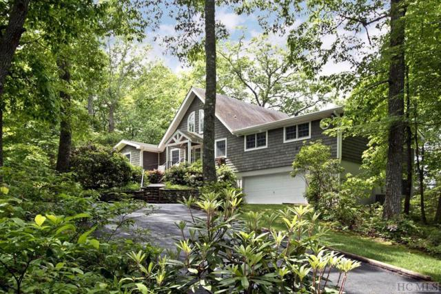 2349 Highland Gap Road, Scaly Mountain, NC 28775 (MLS #88489) :: Berkshire Hathaway HomeServices Meadows Mountain Realty