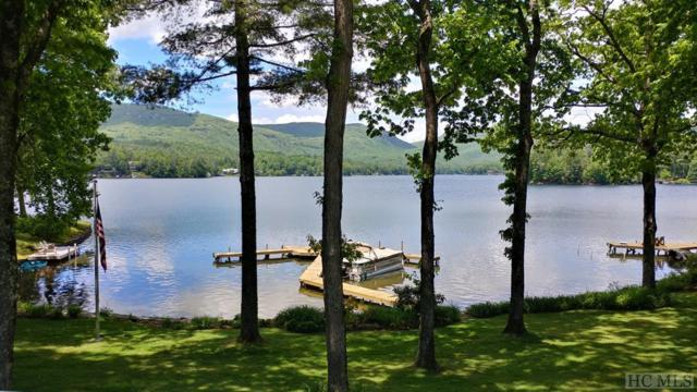 28 Toxaway Point #6, Lake Toxaway, NC 28747 (MLS #88504) :: Berkshire Hathaway HomeServices Meadows Mountain Realty