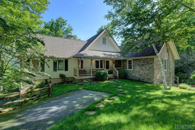 95 Rock Gap Road, Highlands, NC 28741 (MLS #88509) :: Berkshire Hathaway HomeServices Meadows Mountain Realty