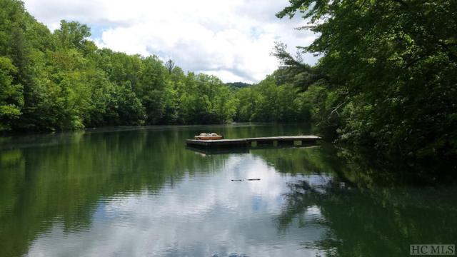 30 Rainbow Trout, Tuckasegee, NC 28783 (MLS #88520) :: Lake Toxaway Realty Co