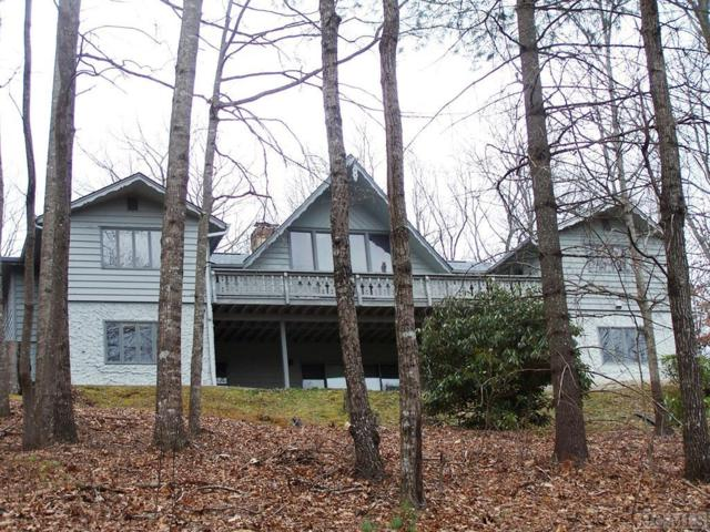 60 Mashie Lane, Sky Valley, GA 30537 (MLS #88549) :: Lake Toxaway Realty Co