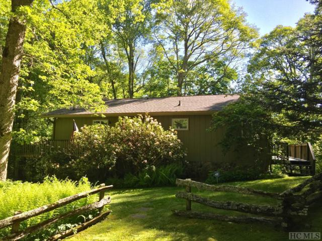 365 Gobbler Knob Road, Cullowhee, NC 28723 (MLS #88553) :: Berkshire Hathaway HomeServices Meadows Mountain Realty