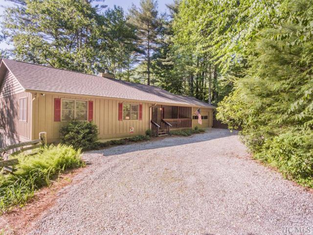 134 Hogback Court, Sapphire, NC 28774 (MLS #88583) :: Berkshire Hathaway HomeServices Meadows Mountain Realty