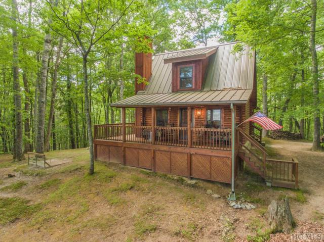 180 Knobster Way, Glenville, NC 28736 (MLS #88588) :: Berkshire Hathaway HomeServices Meadows Mountain Realty