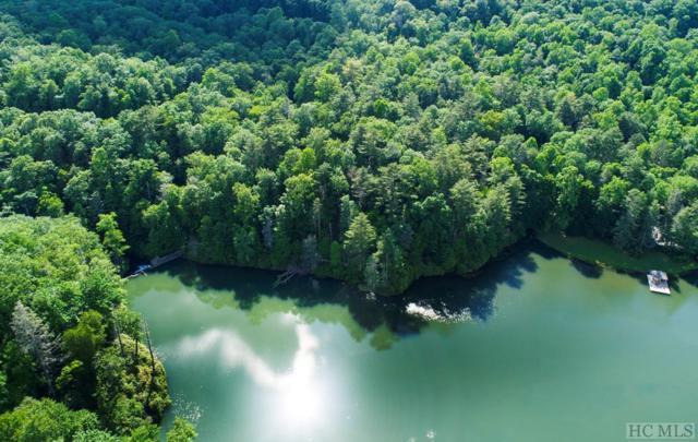 0 Indian Creek Drive, Lake Toxaway, NC 28747 (MLS #88596) :: Lake Toxaway Realty Co