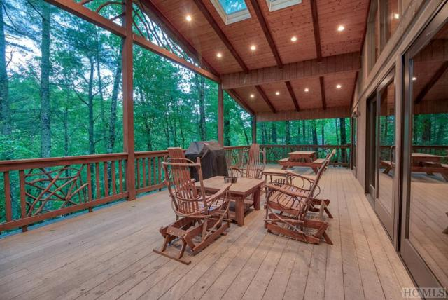 80 Red Bud Court, Sapphire, NC 28774 (MLS #88607) :: Berkshire Hathaway HomeServices Meadows Mountain Realty