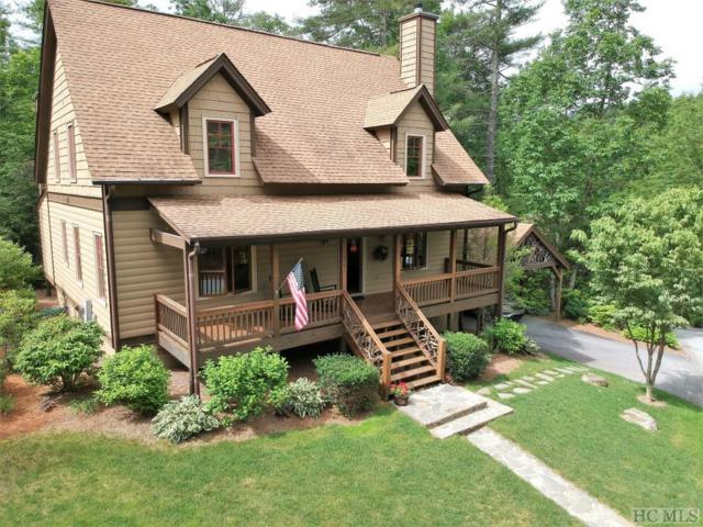 37 Petite Path, Cashiers, NC 28717 (MLS #88612) :: Berkshire Hathaway HomeServices Meadows Mountain Realty