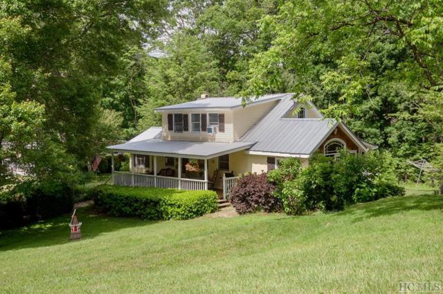 327 Lakeside Circle Dr, Glenville, NC 28736 (MLS #88619) :: Berkshire Hathaway HomeServices Meadows Mountain Realty