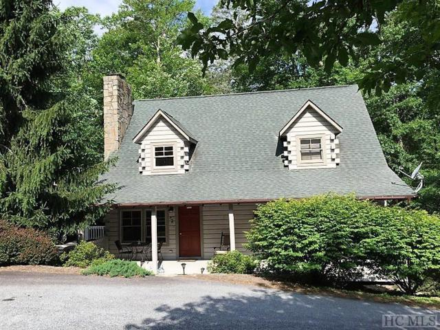 257 Catesby Trail, Cashiers, NC 70371 (MLS #88620) :: Berkshire Hathaway HomeServices Meadows Mountain Realty