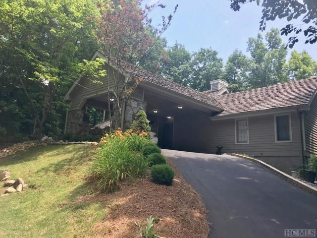 131 Club Colony Lane, Lake Toxaway, NC 28747 (MLS #88651) :: Berkshire Hathaway HomeServices Meadows Mountain Realty