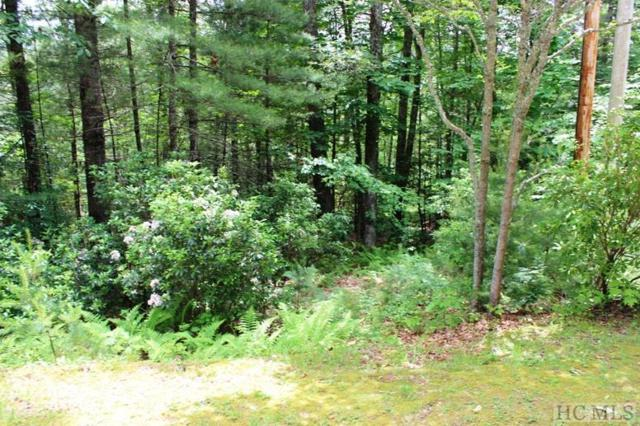 Lot 12 Woodsy Pine Trail, Glenville, NC 28736 (MLS #88652) :: Berkshire Hathaway HomeServices Meadows Mountain Realty