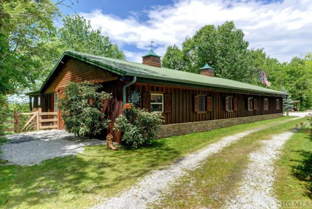 315 Panthertown Trail, Cashiers, NC 28774 (MLS #88654) :: Berkshire Hathaway HomeServices Meadows Mountain Realty