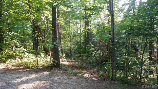 CHV-1 Cherokee Views, Cashiers, NC 28717 (MLS #88659) :: Berkshire Hathaway HomeServices Meadows Mountain Realty