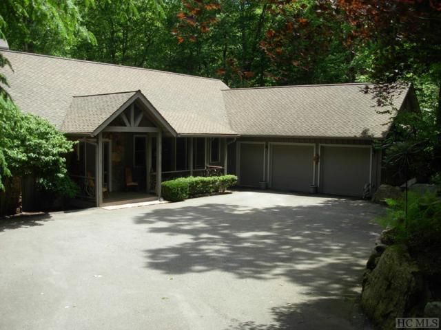 59 Two Ponds Road, Sapphire, NC 28774 (MLS #88663) :: Berkshire Hathaway HomeServices Meadows Mountain Realty