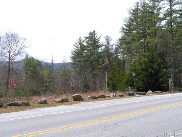 TBD Hwy 64E, Cashiers, NC 28774 (MLS #88671) :: Berkshire Hathaway HomeServices Meadows Mountain Realty