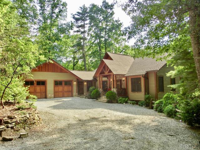 2806 Upper Whitewater Road, Sapphire, NC 28774 (MLS #88695) :: Berkshire Hathaway HomeServices Meadows Mountain Realty