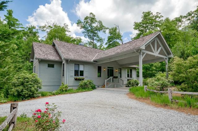 155 Lower Ridge Road, Glenville, NC 28736 (MLS #88699) :: Berkshire Hathaway HomeServices Meadows Mountain Realty