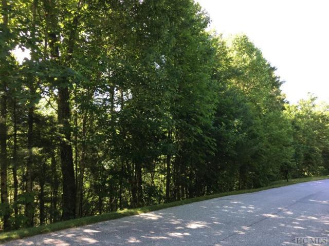Lot 8 Trillium Ridge Road, Cullowhee, NC 28723 (MLS #88729) :: Berkshire Hathaway HomeServices Meadows Mountain Realty